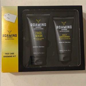 2/$15 Men's face wash and daily moisturiser